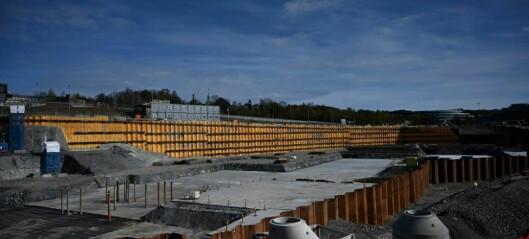 Nytt universitetsbygg på Gaustad blir 5 milliarder dyrere enn planlagt