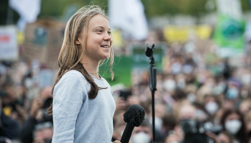 Den svenske miljøaktivisten som dagens dr. Stockmann? Mer humørfylt, like uforsonlig.