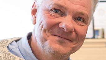 Hans Erik Stormoen er styreleder i Samskipnadsrådet.