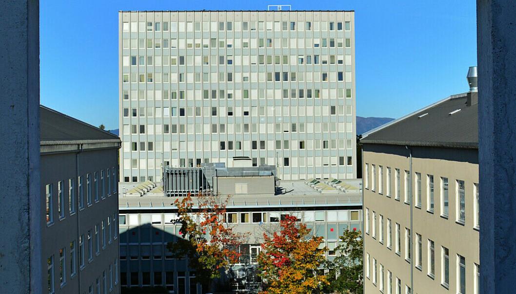 Instituttet der eksamenen ble avholdt, Institutt for industriell økonomi og teknologiledelse (IØT) holder til i Sentralbygg 1 på Gløshaugen.