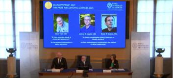 Økonomipris for forskning på «naturlige eksperimenter»
