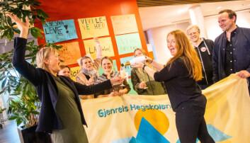 Ny regjering vil gjenopprette fullverdig høyskole på Nesna