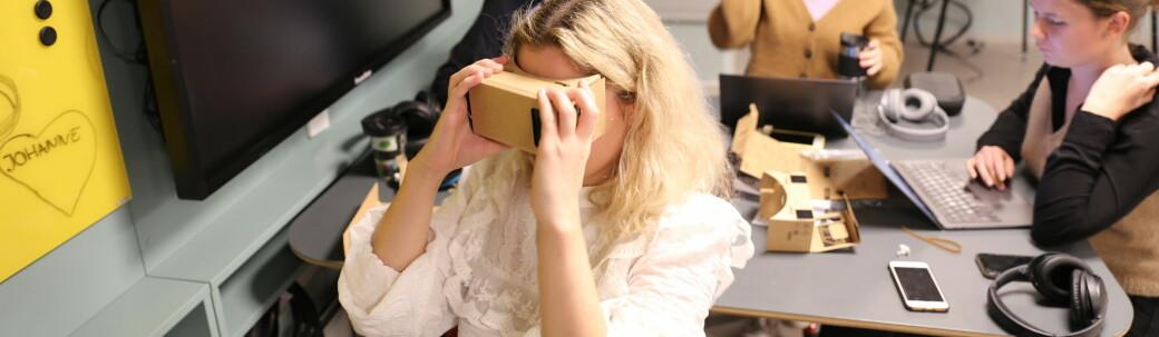 VR som alternativ læringsmetode